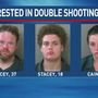 3 suspects arrested in Atmore double shooting