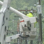 Hundreds without power in Western North Carolina