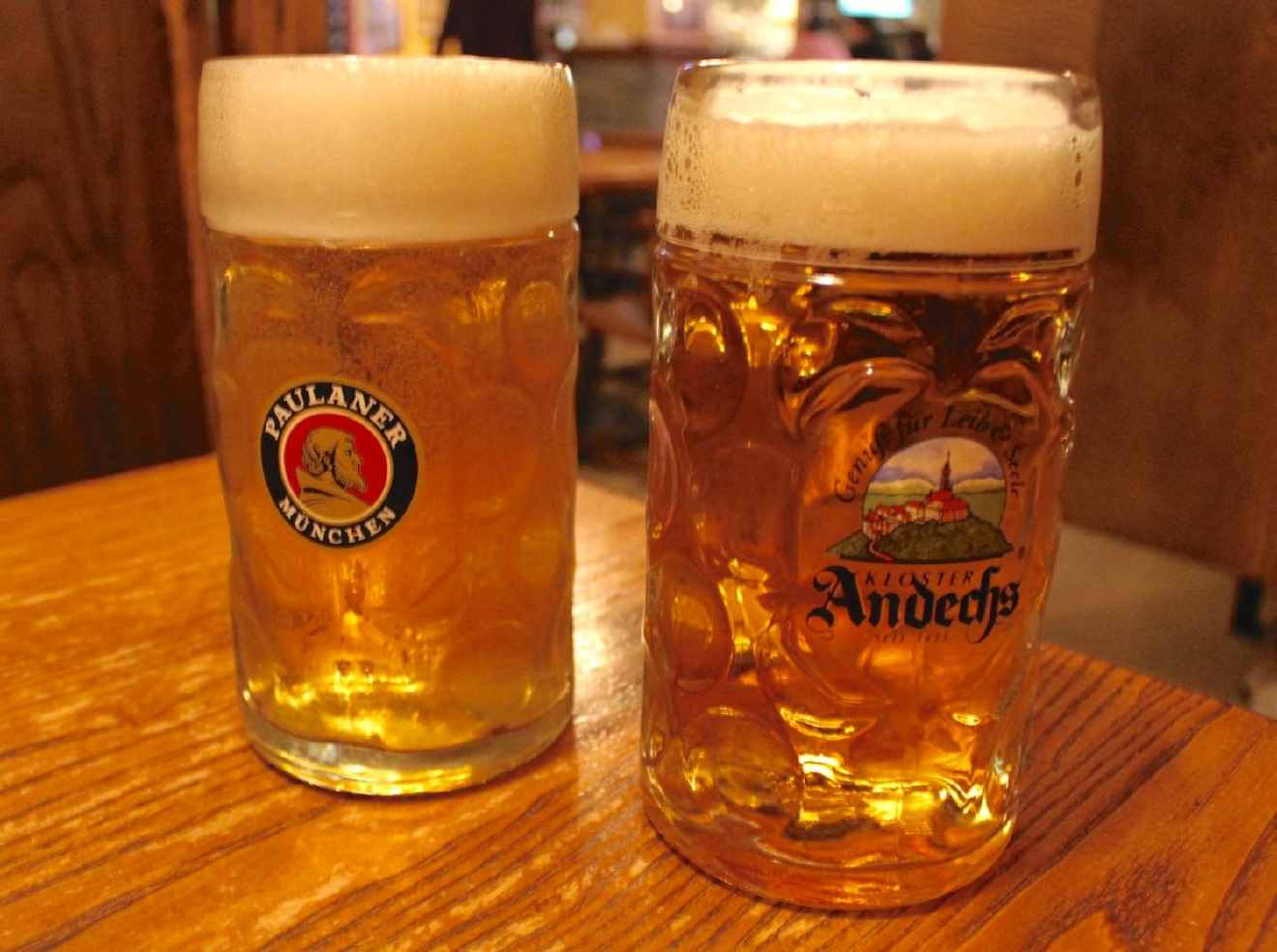 Enjoy 15 Authentic German Beers At This Oxford Beer Hall