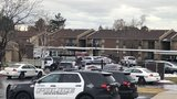 Update: Suspect remains inside Layton apartment in standoff with police, children outside