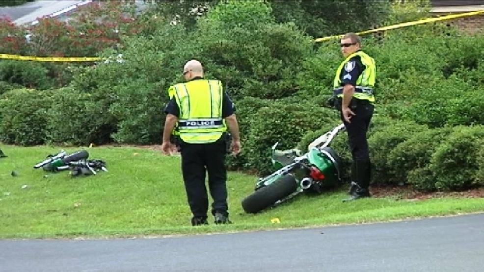 Biker From Charleston Killed In Myrtle Beach Wreck Wciv