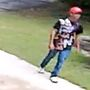 Suspect wanted in Warner Robins home burglary