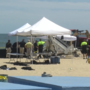 Death of woman found buried on beach ruled accidental