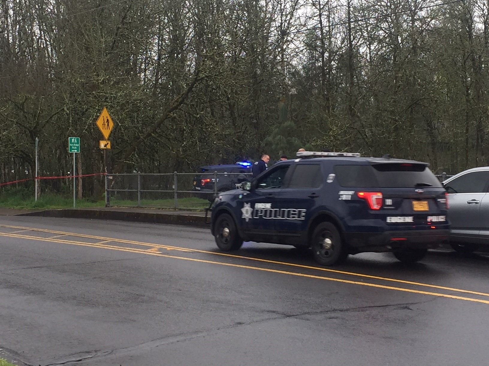 Police plan to provide an update Friday on a man found dead in a creek Thursday evening. The man was found dead in the Amazon Canal near Oak Patch Road. (SBG)