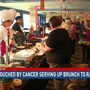 Kids touched by cancer helping others fight the disease