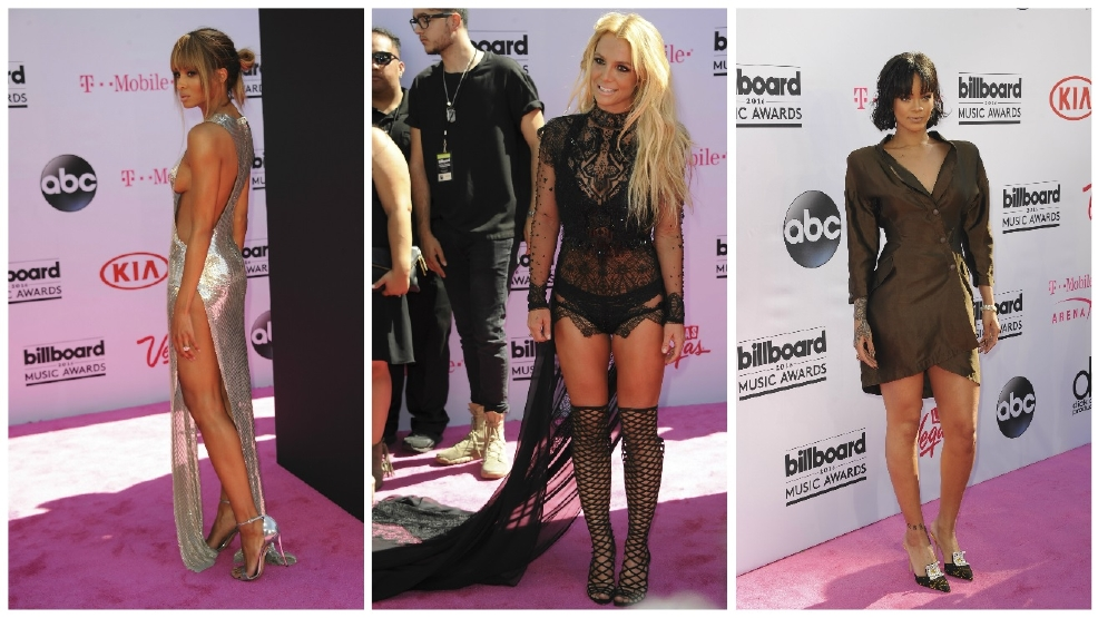 GALLERY: Billboard Music Awards red carpet fashion