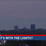 Lights over lake stir social media conspiracy theories