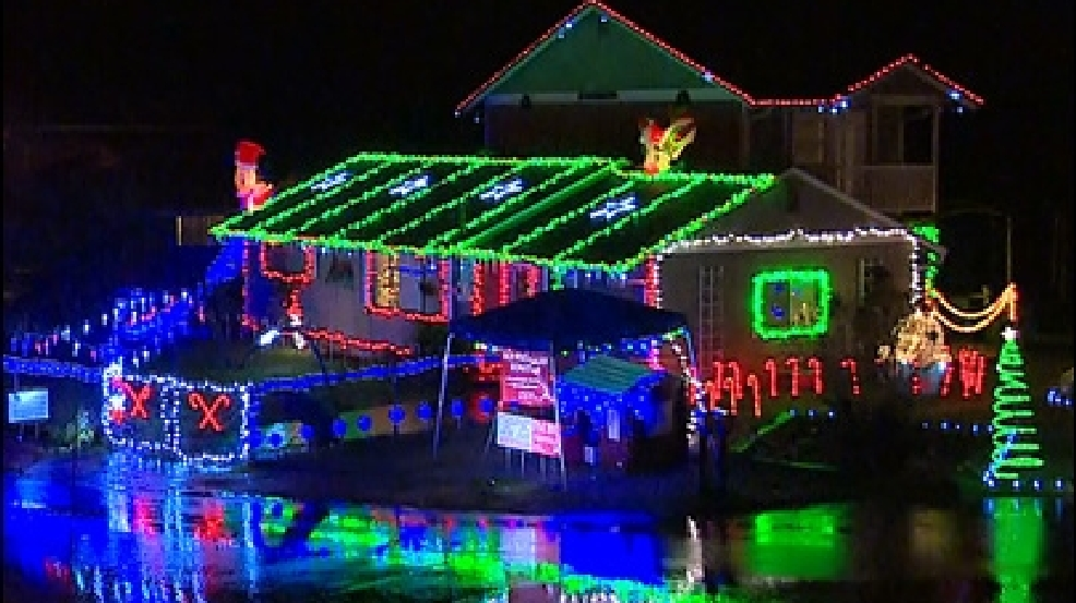 Don't just trash those old Christmas lights -- recycle them - Don't Just Trash Those Old Christmas Lights -- Recycle Them KOMO