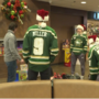 Sioux City Musketeers make a special toy delivery just in time for the holidays