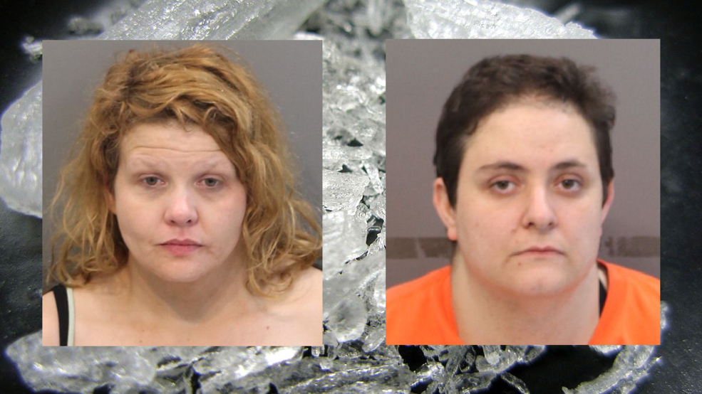 Sheriff's Office: Women admit to trying to smuggle meth to