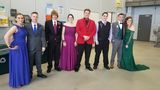 Minnesota firehouse opens doors during blizzard for prom