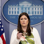 White House: Sarah Huckabee Sanders will be the next press secretary