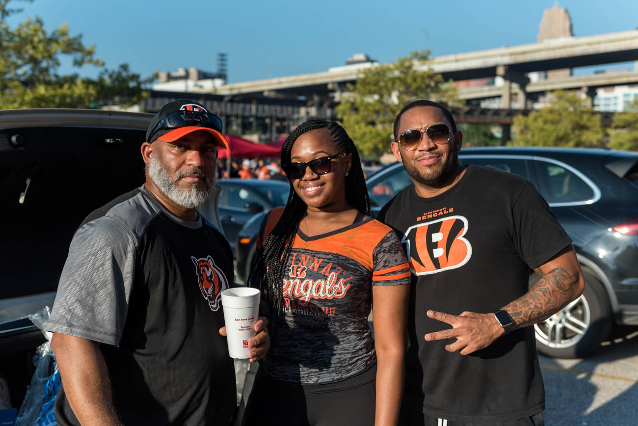 Mike Miller, Shauntee Adams, and Cleavon Hill{ }/ Image: Mike Menke // Published: 9.14.18