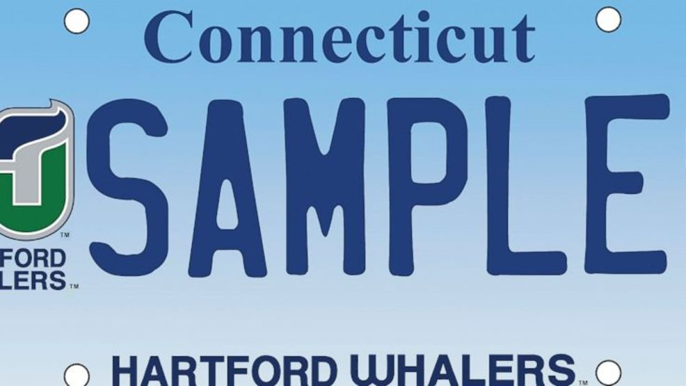 State unveils license plate for team that left 20 years ago | WCTI