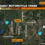 Man dies in St. Joseph County, Mich. motorcycle crash