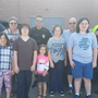 Two local law enforcement agencies help five children