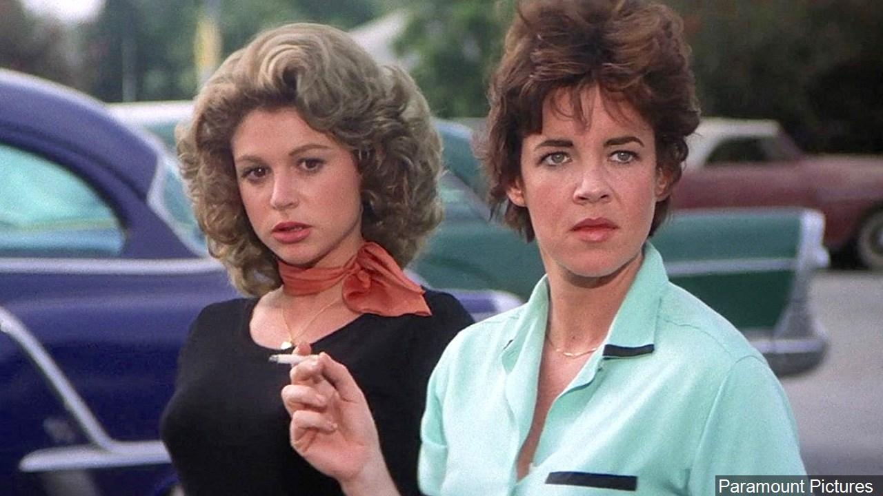 Stockard Channing and Dinah Manoff in the original 1978 film 'Grease.' (Photo: Paramount Pictures via MGN Online)