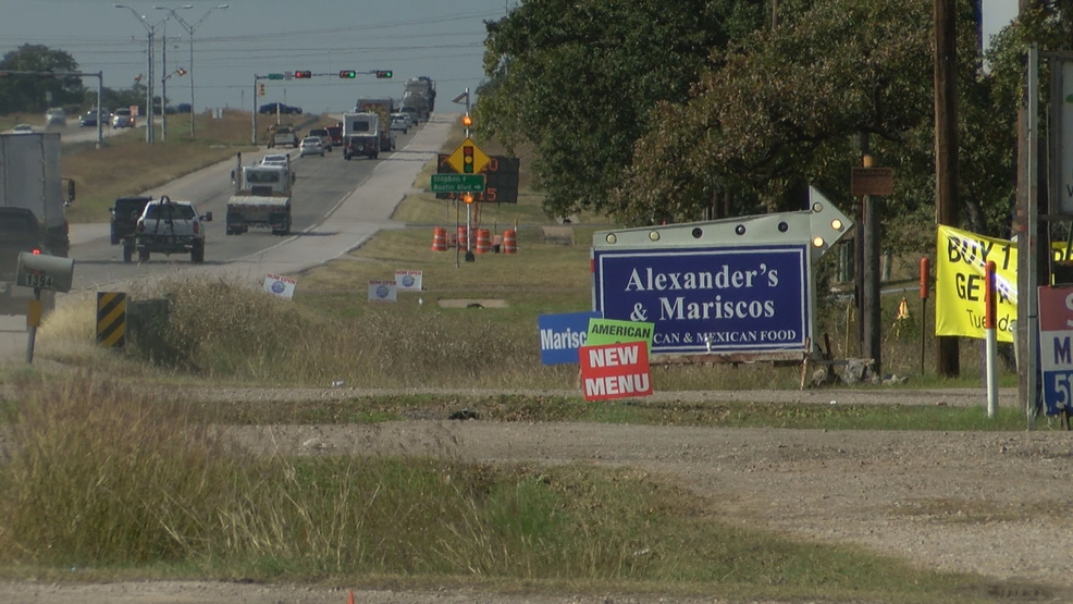 businesses concerned as txdot looks to bypass traffic light near