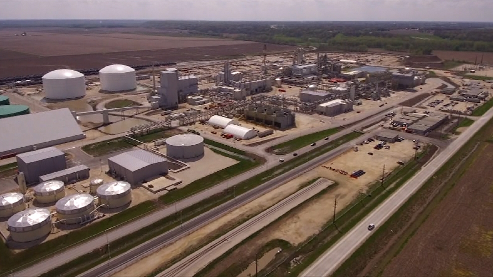Ribbon is Cut on Controversial Fertilizer Plant in SE Iowa