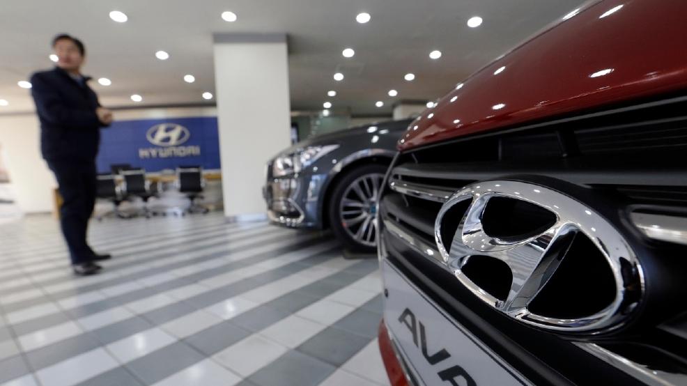 Hyundai motor 39 s profit tumbles 39 percent on weak car for Lee hyundai motor finance