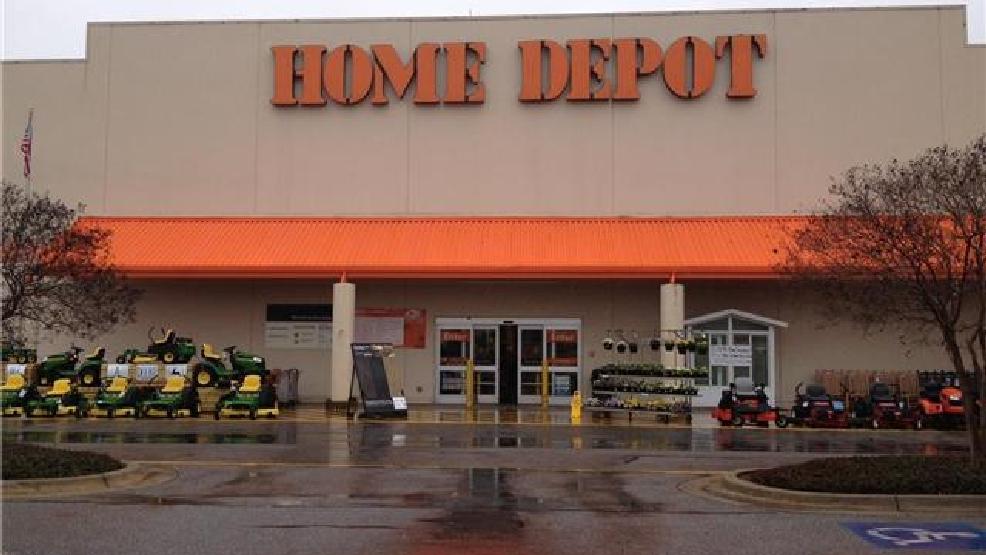 Home Depot Parking Lots : Woman draws gun shoots at shoplifter s suv home depot