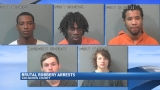 Five charged in brutal Van Buren County break-in