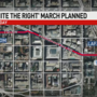 'Unite the Right 2' march route and road closures to impact D.C. on Sunday