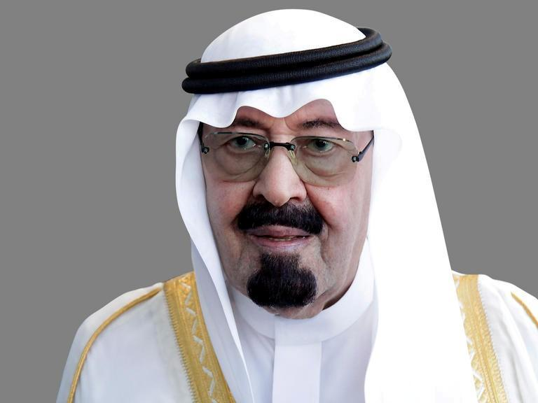 King of Saudi Arabia