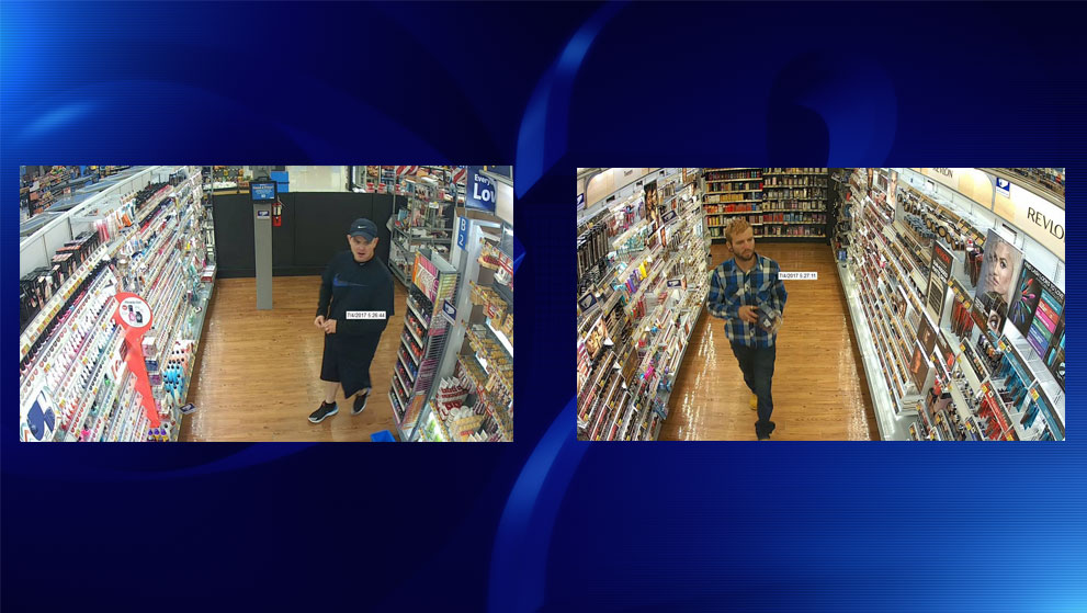 Layton City PD seek two men involved in 'high dollar theft' from Wal-Mart (Photo: Layton City Police Department)