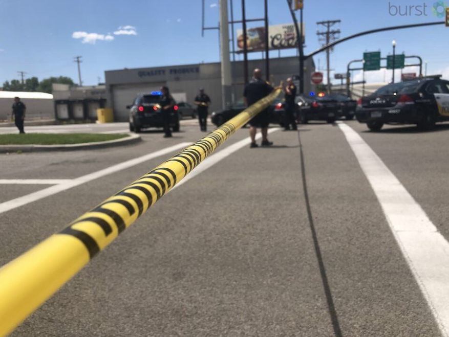 <p>The identity of the man who was shot and killed by police on Monday has been identified as 43-year-old Michael Brand. (Photo: KUTV)</p>