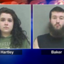 Couple arrested for allegedly breaking into home, taking 4-year-old from parents
