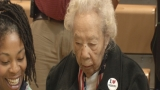 107-year-old Ohio woman votes in her 21st presidential election