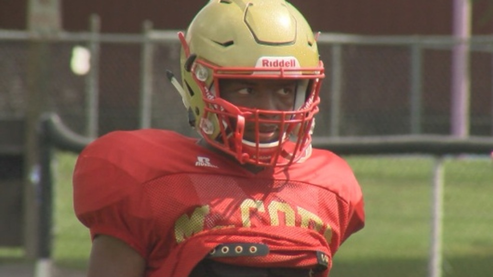 Two-A-Days: Bishop McCort