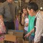 Yakima restaurant gives away backpacks, school supplies to local kids in need
