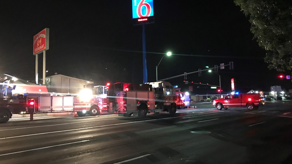 Crews Extinguish Early Morning Structure Fire At Asian Garden Restaurant In  Reno
