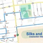 Silks & Satins 5K Race Traffic Information