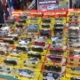 Collectibles store sells toy cars for a good cause