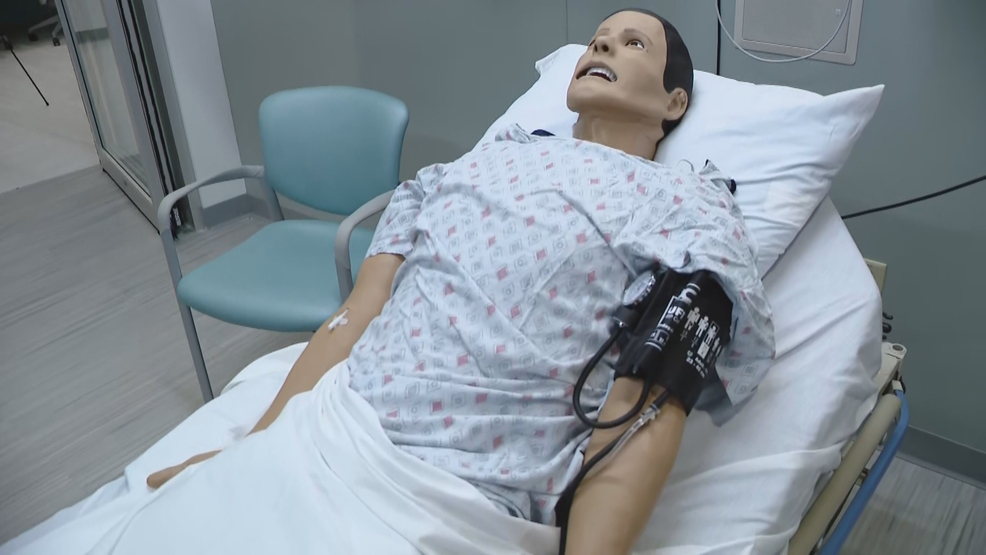 $11M training center, with talking mannequins, opens at Upstate Medical University
