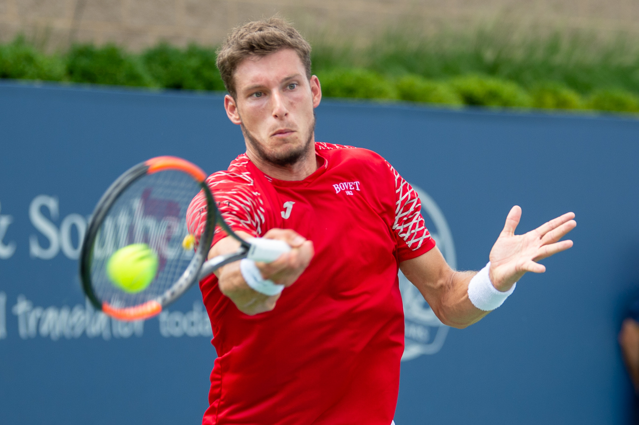 Pablo Carreno Busta{ }/ Image: Chris Jenco // Published: 8.14.18