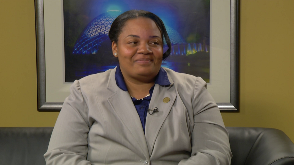 Alderwoman Milele Coggs, Milwaukee's 6th District.png