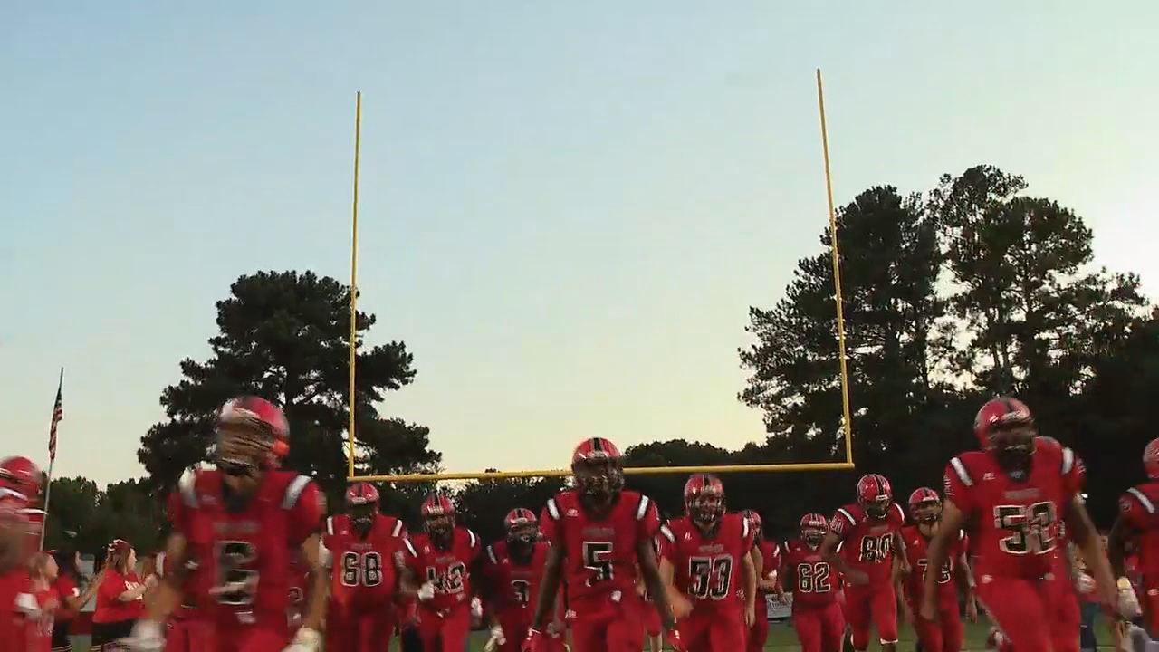 Pisgah vs. East Rutherford, 09-20-19<br>Photo credit: WLOS Staff