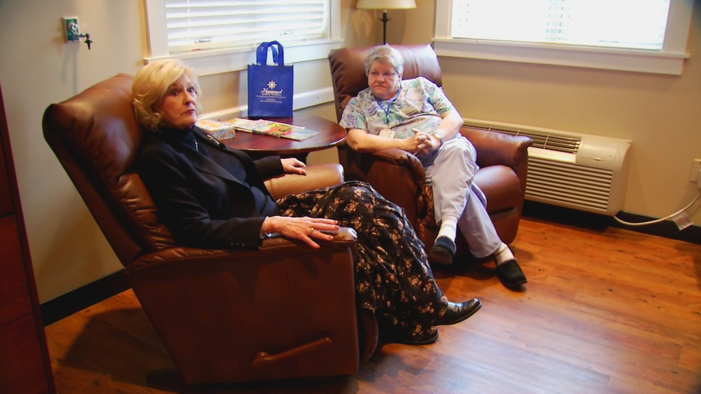 Widowu0027s Gift To Haywood County Hospice Facility Is Her Way Of Paying It  Forward | WLOS