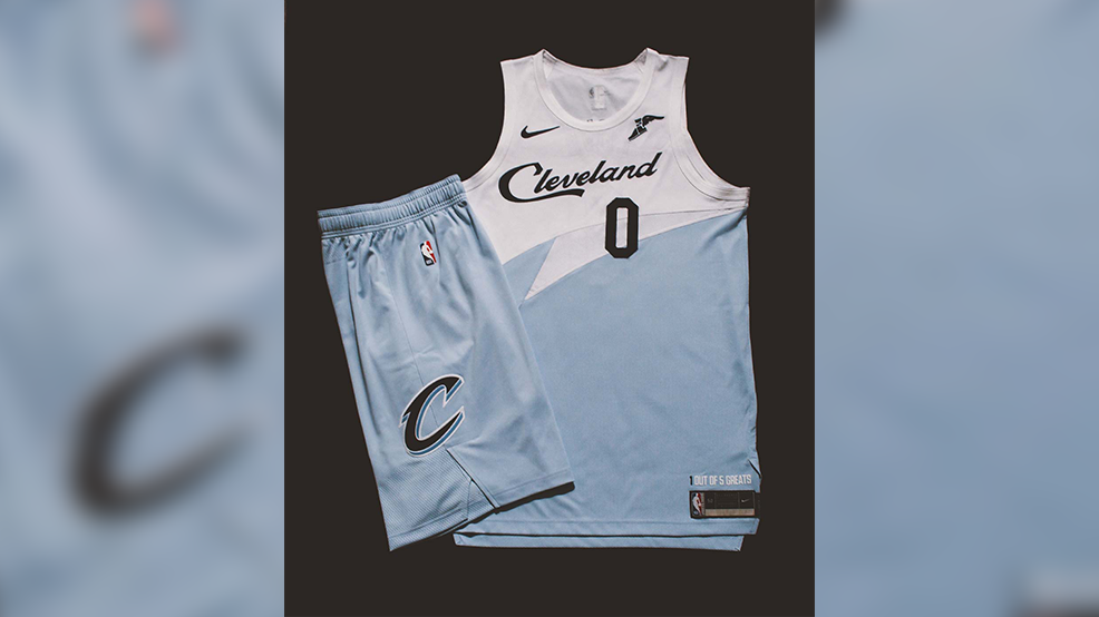 b1a961388213 New Cleveland Cavaliers  Earned Edition  jerseys have arrived